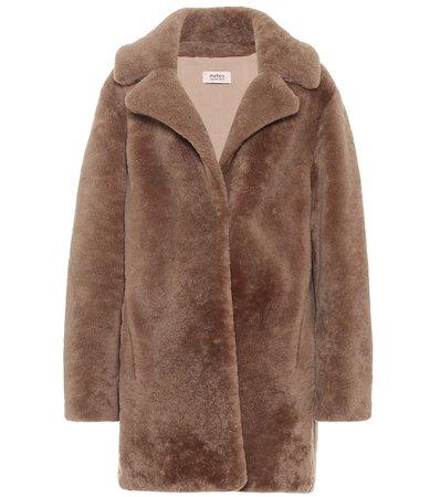 Yves Salomon, Meteo shearling coat