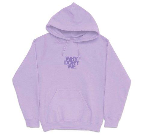 Why Don't We essential hoodie