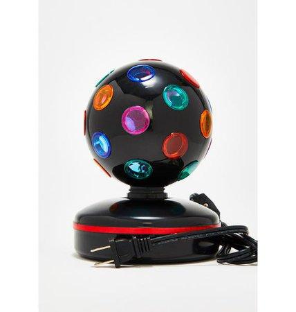 Ravin' N' Revolvin' Disco Ball Light