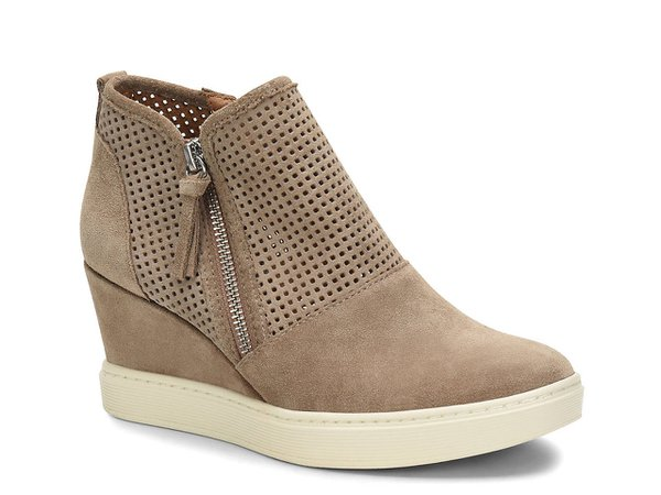 Sofft Bellview Wedge Sneaker Women's Shoes | DSW