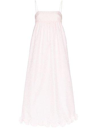 Cecilie Bahnsen Kristal Flared Dress - Farfetch