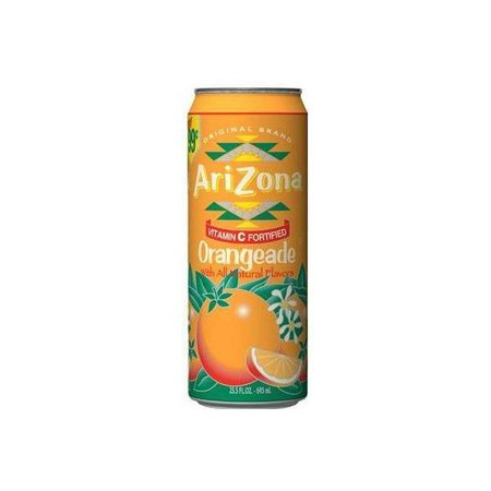 orange arizona drink