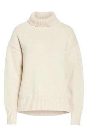 rag & bone Lunet Turtleneck Wool Sweater | Nordstrom