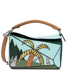 Loewe - x Ken Price Puzzle Small shoulder bag | Mytheresa
