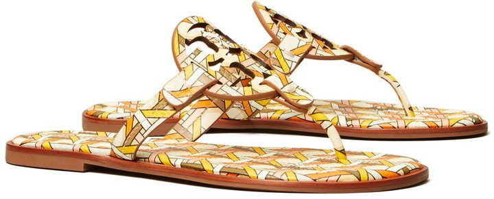 Miller Sandal, Leather