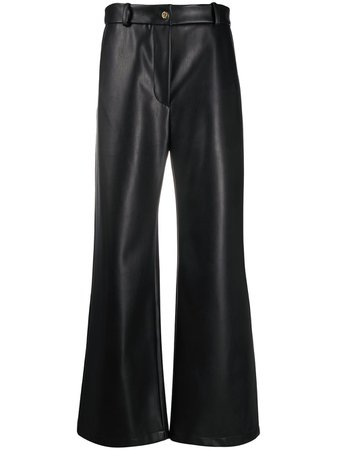 Patou Wide Leg Trousers - Farfetch