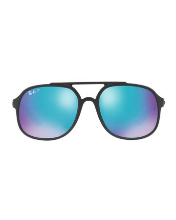 Ray-Ban RB4312 Aviator Propionate Sunglasses