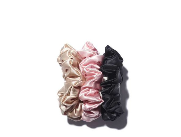 Slip Slip Scrunchies - 3 Pack - Multi | VIOLET GREY
