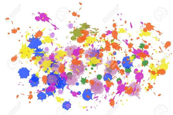 paint splatter pattern - Google Search