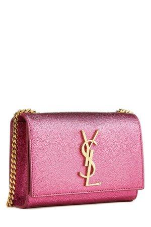 Pink YSL bag
