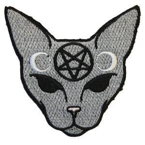 Occult Sphynx Cat Patch – WeirdGirlsClub