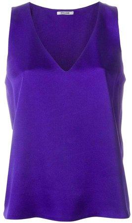 Styland sleeveless design blouse