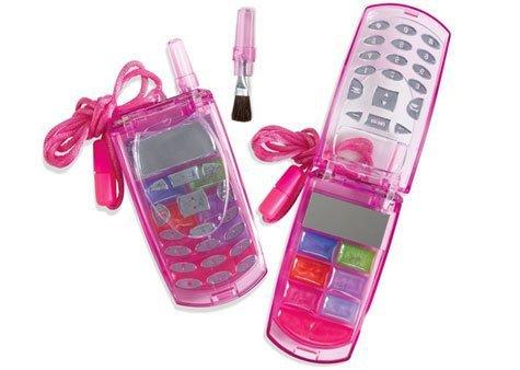 never grow up — your90s2000sparadise: Lip Gloss Flip Phones,...