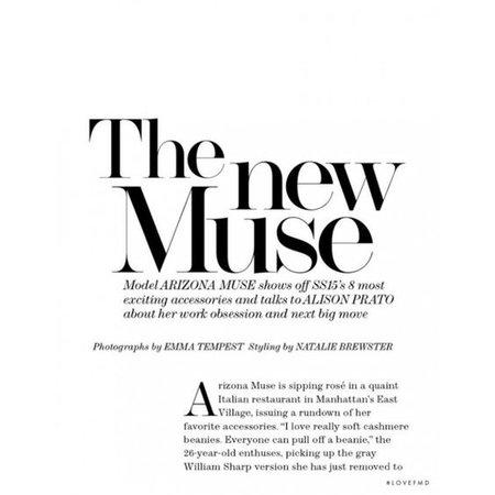 Net-A-Porter Magazine text