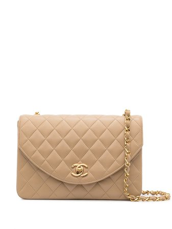 Chanel Pre-Owned Axelväska Från 1990 - Farfetch