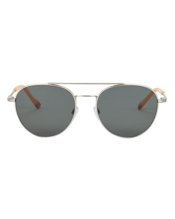 Savage Gold Rim Sunglasses