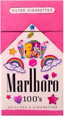 Lisa frank cigs