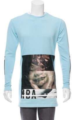 """Hood By Air - Hba - Sonogram """"69"""" Shirt"""