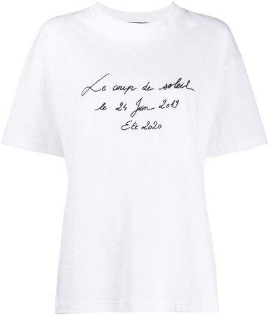 Coup de Soleil T-shirt