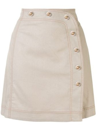Alice McCall Lost Together Skirt - Farfetch
