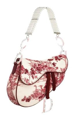 Galliano's Adventures: Limited Edition Dior Saddle bags – HauteRobe
