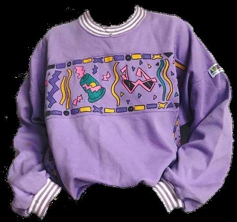 clothes, purple e 90s