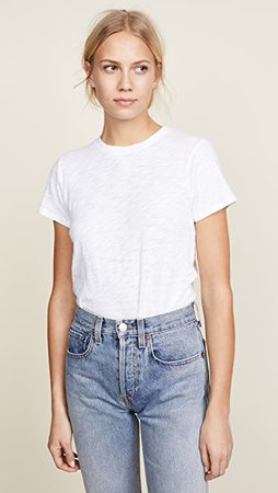 ATM Anthony Thomas Melillo Schoolboy Crew Tee | SHOPBOP | New To Sale Save Up To 70%