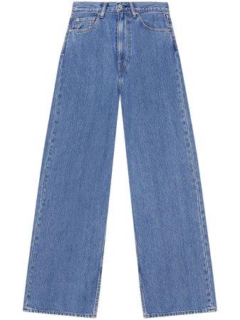 GANNI x Levi's® Jean à Coupe Droite