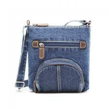 denim purse - Google Search