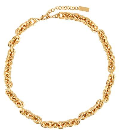 Saint Laurent - Chain necklace | Mytheresa