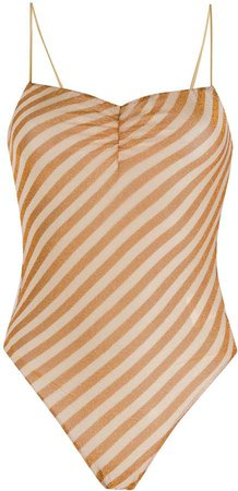 Missoni Mare Striped Swimsuit