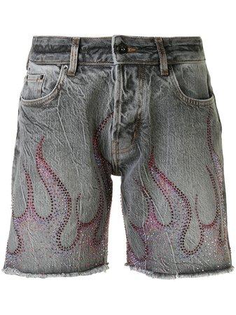 Filles A Papa Shorts Con Decorazione - Farfetch