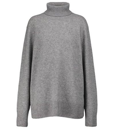 The Row - Stepny wool and cashmere turtleneck sweater | Mytheresa