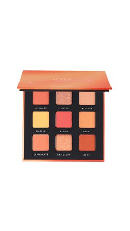 After Glow Eyeshadow Palette | hush.