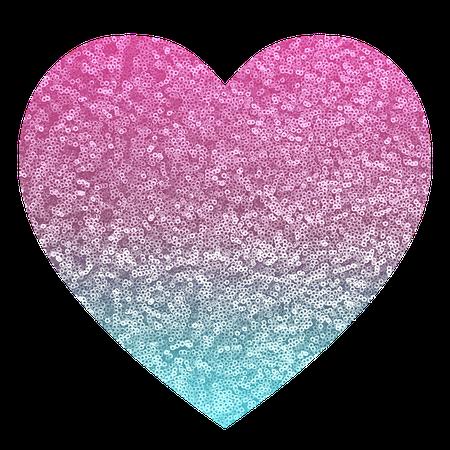 Glitter Pink Blue - Free image on Pixabay