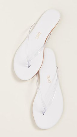 TKEES Lily Clear Flip Flops | SHOPBOP