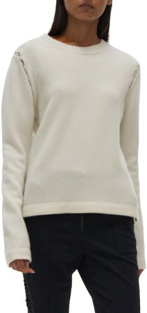 Wool & Cashmere Crewneck Sweater