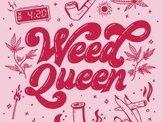 Fennixia Pink Weed
