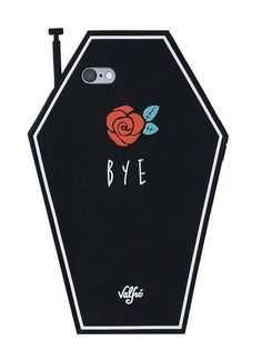 coffin phone case