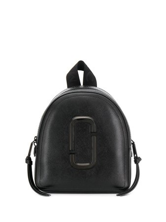 Black Marc Jacobs Pack Shot Backpack | Farfetch.com
