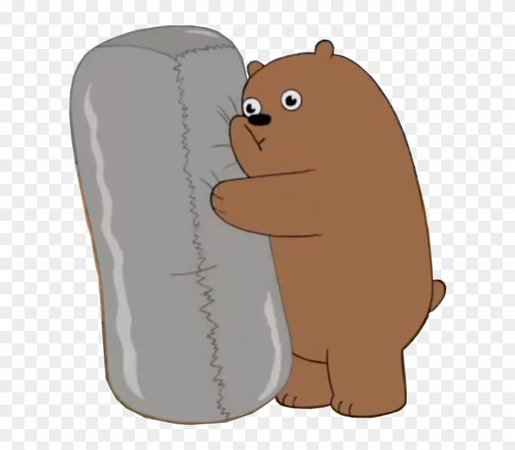 We Bare Bears Burrito