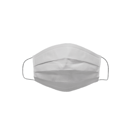 Disposable Surgical Face Mask – White POPme Mask