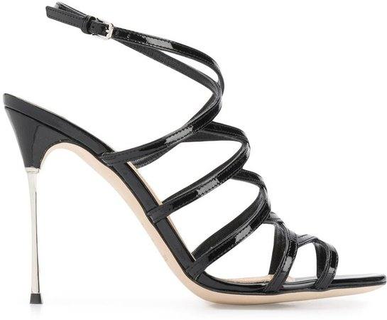 Godiva open-toe sandals