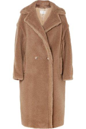 Max Mara   Teddy Bear camel hair and silk-blend coat   NET-A-PORTER.COM