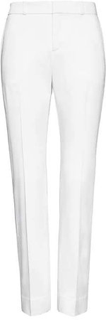 Ryan Slim Straight-Fit Textured Sateen Pant