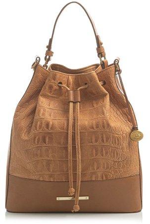 Marlow Leather Bucket Bag