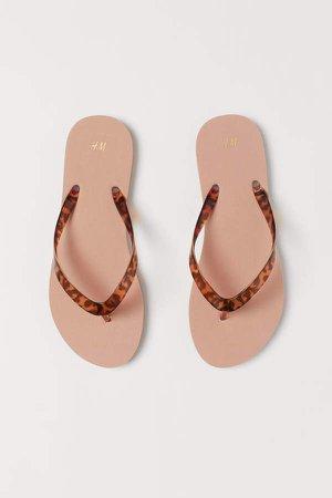 Flip-flops - Orange