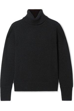 Burberry. Cashmere turtleneck sweater