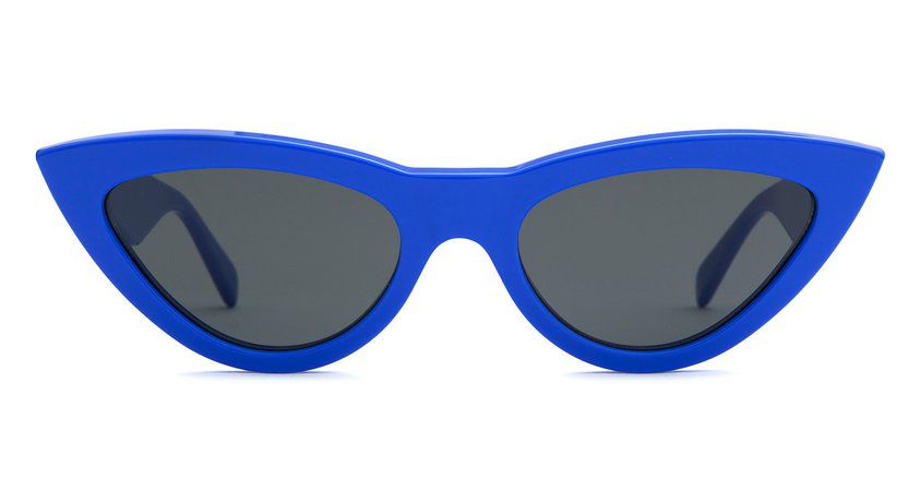 Cat Eye Céline Blue Sunglasses