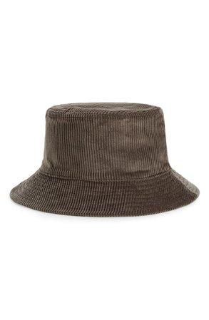 Madewell Reversible Short Brim Bucket Hat   Nordstrom